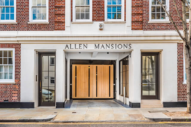 Allen Mansions