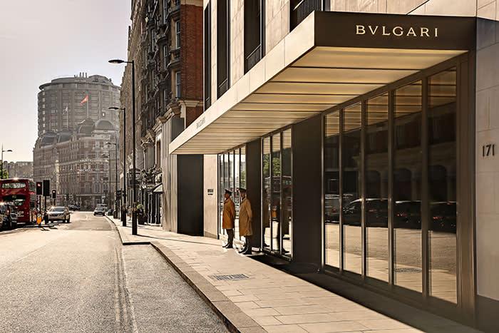 Bulgari's Hotel and Residences, Knightsbridge, London, where a select few — including Simon Nixon, founder of MoneySuperMarket.com — enjoy an opulent lifestyle